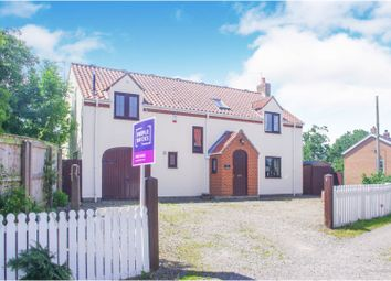 Thumbnail 4 bed detached house for sale in Front Street, Appleton Wiske