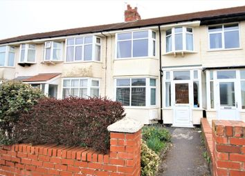 Thumbnail 3 bedroom terraced house for sale in Ventnor Road, South Shore, Blackpool, Lancashire