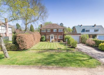 Thumbnail 4 bed detached house to rent in Dale Avenue, Wheathampstead, St Albans