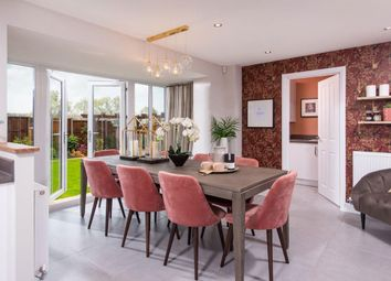 "4 bed detached house for sale in ""Holden"" at Kensey Road, Mickleover, Derby DE3"