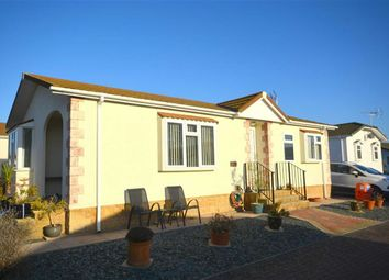 Thumbnail 2 bed mobile/park home for sale in Woodlands Park, Quedgeley, Gloucester