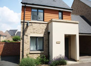 Thumbnail 2 bed link-detached house for sale in Fox Covert, St. Neots