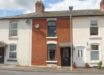 Thumbnail 2 bed terraced house for sale in Guildford Street, Hereford