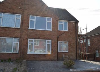 2 bed maisonette to rent in Prince Of Wales Road, Chapelfields, Coventry CV5