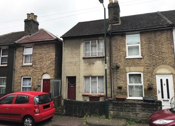 Thumbnail 3 bed terraced house for sale in 12 Kings Road, Chatham, Kent