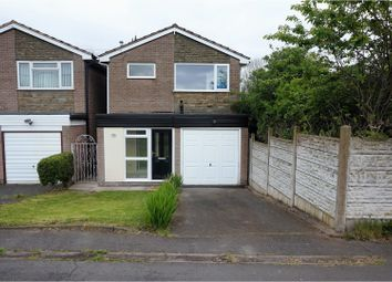 Thumbnail 3 bed detached house for sale in The Paddock, Bilston