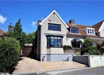 Thumbnail 3 bed semi-detached house for sale in Northfield Avenue, Hanham