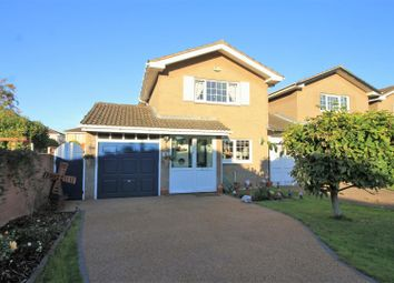 Thumbnail 3 bed link-detached house for sale in Grandstand Road, Hereford