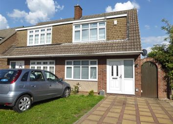 Thumbnail 3 bedroom semi-detached house for sale in Beult Road, Crayford, Kent