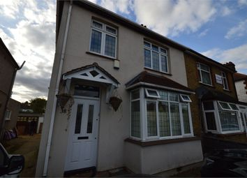 Thumbnail 2 bed maisonette for sale in Upper Rainham Road, Hornchurch, Essex