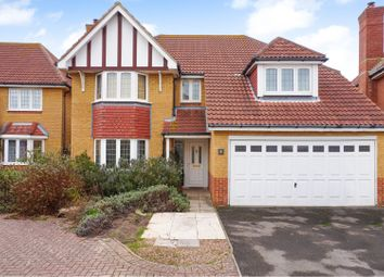 Thumbnail 4 bed detached house for sale in Firefly Close, Lee-On-The-Solent