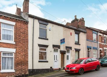 Thumbnail 2 bed terraced house for sale in Bold Street, Stoke-On-Trent
