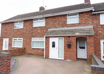 Thumbnail 3 bed terraced house for sale in Chatterton Avenue, Lincoln