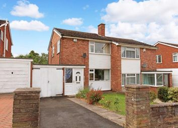 Thumbnail 3 bed semi-detached house for sale in Chartwell Road, Arleston, Telford