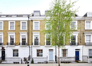 Thumbnail 4 bedroom terraced house to rent in Delancey Street, Camden, London