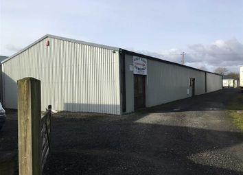Thumbnail Commercial property for sale in Andy King Removals And Storage, St Ive, Liskeard, Cornwall