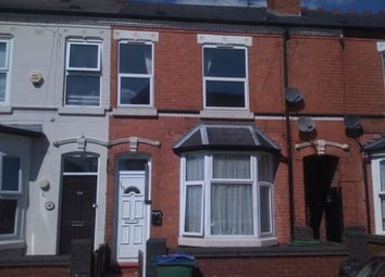 Thumbnail 1 bed flat to rent in Vicarage Road, Smethwick, Birmingham