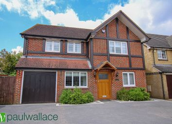 4 bed detached house for sale in Starkey Close, Cheshunt, Waltham Cross EN7