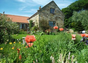 Thumbnail 6 bed detached house for sale in Main Road, Aislaby, Whitby