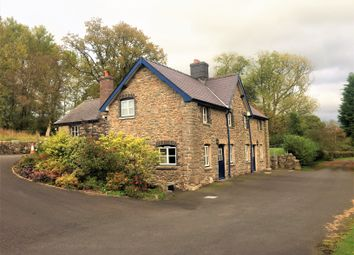 Thumbnail 6 bed detached house to rent in Llanyre, Llandrindod Wells