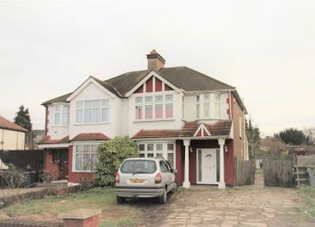 Thumbnail 3 bed terraced house for sale in Ridge Avenue, London