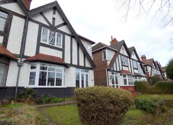 Thumbnail 3 bedroom semi-detached house to rent in Perry Road, Sherwood, Nottingham