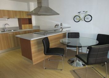 Thumbnail 2 bed flat to rent in Melia House, Manchester