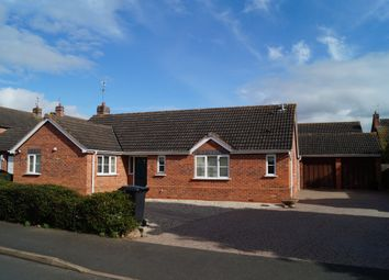 Thumbnail 3 bed detached bungalow for sale in Ivy Lane, Fernhill Heath, Worcester