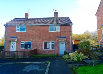 Thumbnail 2 bed semi-detached house for sale in Priestlands Close, Hexham