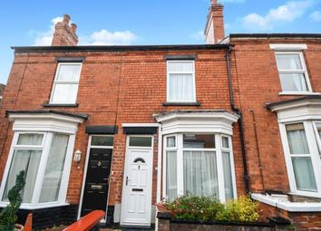 Thumbnail 2 bed terraced house for sale in South Parade, Lincoln, Lincolnshire