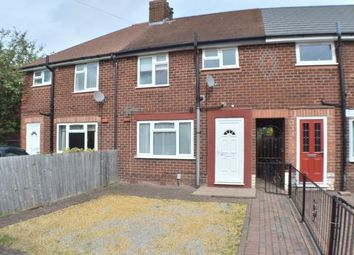 Thumbnail 3 bed terraced house for sale in Stychbrook Gardens, Off Curborough Road, Lichfield, Staffordshire