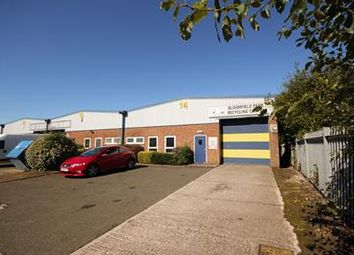 Thumbnail Light industrial to let in Unit 34, Bloomfield Park, Bloomfield Road, Tipton