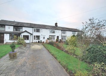 Thumbnail 2 bed cottage for sale in Warrington Road, Glazebury, Warrington