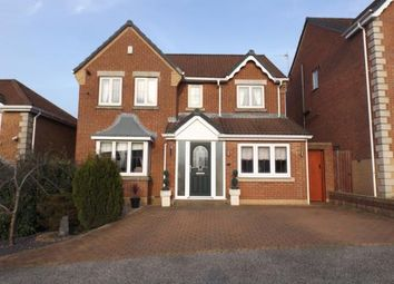 Thumbnail 4 bed detached house for sale in Fitzwilliam Drive, Forest Town, Mansfield, Nottinghamshire