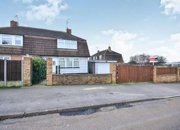 Thumbnail 3 bed semi-detached house for sale in New Road, Bilsthorpe, Newark
