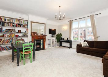 Thumbnail 3 bed flat for sale in Lymington Road, West Hampstead