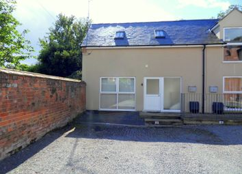 Thumbnail 1 bed end terrace house for sale in Wharf Street, Sutton Bridge, Spalding, Lincolnshire
