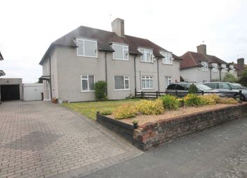 Thumbnail 3 bed semi-detached house for sale in Northumberland Way, Northumberland Heath, Erith