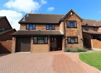Thumbnail 5 bed detached house for sale in Humber Close, Caister-On-Sea, Great Yarmouth