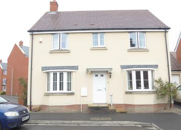 Thumbnail 4 bed detached house to rent in Birkbeck Chase, West Wick, Weston-Super-Mare