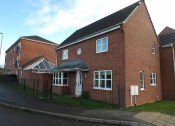 Thumbnail 3 bed detached house for sale in Waterworks Road, Coalville