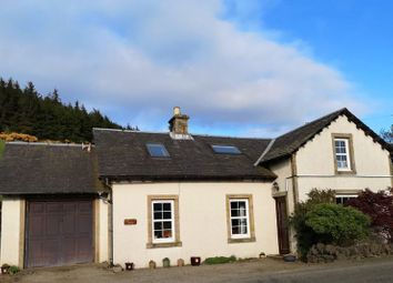 Thumbnail 5 bed cottage for sale in North Post Office Cottage, Rachan, Biggar