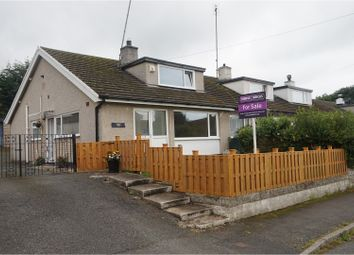 Thumbnail 2 bed semi-detached bungalow for sale in Chapel Street, Colwyn Bay