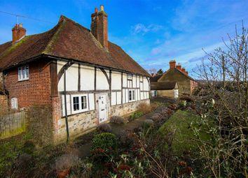 Wrotham Road, Borough Green, Sevenoaks TN15. 3 bed semi-detached house for sale
