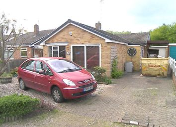 Thumbnail 3 bed detached bungalow to rent in Stanstead Road, Mickleover, Derby