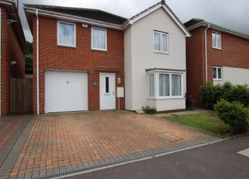 Thumbnail 4 bedroom detached house for sale in Regis Park Road, Reading