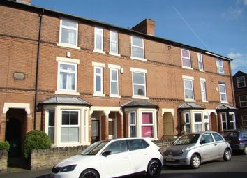 Thumbnail 4 bed terraced house to rent in Mundella Road, Nottingham