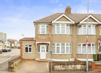 Thumbnail 3 bedroom property for sale in East Road, Chadwell Heath, Romford