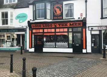 Thumbnail Restaurant/cafe for sale in Trinity Street, Weymouth