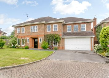Thumbnail 5 bed detached house for sale in Pelham Place, Boundstone Road, Farnham